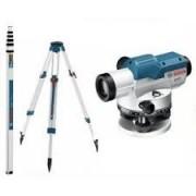 Bosch GOL26D optikai szintező szett BT160 állvánnyal és GR500 mérőléccel
