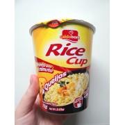 Arroz Instantáneo Rice Cup 4 quesos 12 unidades