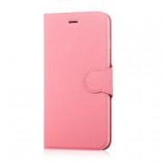 MyCase Samsung S6 Texture Wallet - PNK