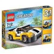 LEGO - Deportivo amarillo, multicolor (31046)