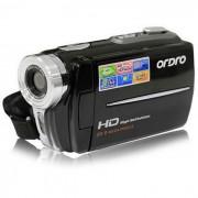 """""""Ordro V6 de 3.0 """"""""TFT LCD de pantalla de video digital camara DV - Negro"""""""