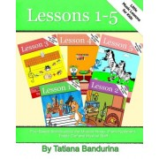 Little Music Lessons for Kids: Lessons 1-5: Five Sweet Stories about the Musical Notes, Piano Keyboard, Treble Clef and Musical Staff