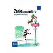 Zazie Dans Le Metro by Raymond Queneau