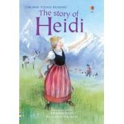 Heidi by Mary Sebag-Montefiore