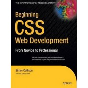 Beginning CSS Web Development by Simon Collison
