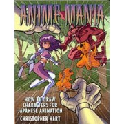 Anime Mania by Chris Hart