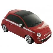 Masinuta Bluetooth BeeWi Fiat 500 compatibila Android - Red