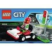 LEGO City: Go-Kart Racer Set 30314 (Bagged) by LEGO