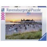 Puzzle Marea Baltica Ahlbeck, Usedom 1000 Piese