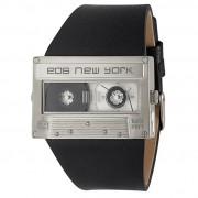 EOS New York Mixtape Watch Black/Silver 302SBLKSIL