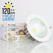 Downlight LED 40w»350W Luz Natural 4.800Lm Hi