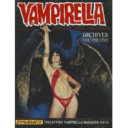 Vampirella Archives: Volume 5 by Various