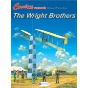 Cinebook Recounts the Wright Brothers by Jean Pierre Lefevre-garros