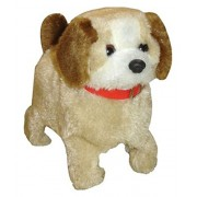 Puppy Battery Operated Jumping Dog Run Jump Toy