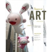 The Power of Art with Art CourseMate Access Code by Richard L Lewis