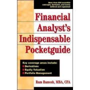 Financial Analyst's Indispensible Pocket Guide by Ram Ramesh