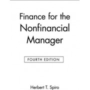 Finance for the Nonfinancial Manager by Herbert T. Spiro