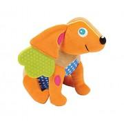 Go 2-in-1 Multi-Activity Toy texture morbida e teether dual-ruvida di cane design colorato e carino