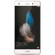 Huawei - P8 Lite - Smartphone Débloqué - 4G (Ecran : 5 pouces - 16 Go - Double SIM - Android 5.0 Lollipop) - Blanc