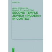 Second Temple Jewish 'Paideia' in Context by Jason M. Zurawski