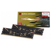 GeIL Black Dragon DDR3 16GB 1333MHz CL9 KIT2 (GB316GB1333C9DC)
