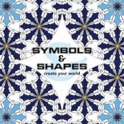 Colouring in Book - Mini Shapes and Symbols by New Holland Publishers