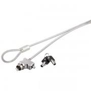 Sajla za zaključavanje lap top računara – ključ, HAMA 86516