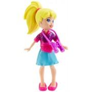 Mattel T1613 - Polly Pocket, Assortimento di bambole da collezione, mini esposizione