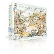New York Puzzle Company - Beatrix Potter Peter Rabbit - Country Stroll - 36 Piece Jigsaw Puzzle