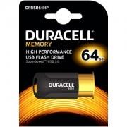 Duracell 64GB USB 3.1 Flash Memory Drive (DRUSB64HP)