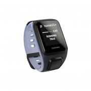 TomTom Spark Cardio + Music, GPS Fitness Watch + Heart Rate Monitor + 3GB Music Storage (Small, Purple Haze)