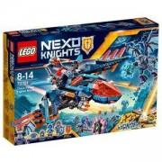 Конструктор ЛЕГО Нексо Рицари - Бойният бластер на Clay, LEGO Nexo Knights, 70351