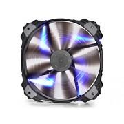 DEEPCOOL XFAN 200 LED Chassis Fan 200mm (Blue LED)