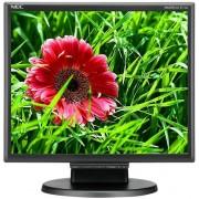 """Monitor TN LED Nec 17"""" E171M, SXGA (1280 x 1024), VGA, DVI, 5 ms, Boxe (Negru)"""