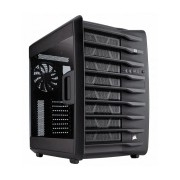 Gabinete Corsair Carbide Air 740 con Ventana, Midi-Tower, ATX/Micro-ATX/Mini-ATX, USB 3.0, sin Fuente, Negro