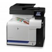 Printer, HP Color LaserJet LJ PRO500 CLR M570DN, Color, Laser, Fax, ADF, Duplex, Lan (CZ271A)