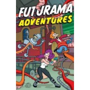 Futurama Adventures by Matt Groening