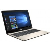 Asus R558Uq Core I5 7Th Gen (7200U 2.5 Ghz With Turbo Boost Upto 3.1 Ghz) - (4 GB Ddr4 /1 Tb HDd/Dos/2 GB Nvidia 940Mx Graphics, 15.6 Full HD) ,Gold Color