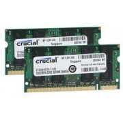 CT2KIT25664AC667 4GB kit