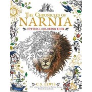 The Chronicles of Narnia Official Coloring Book by C S Lewis