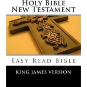 Holy Bible New Testament King James Version by King James