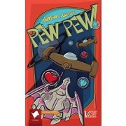Pew Pew! - Arcade-Style Boxed Board Game