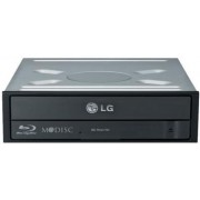 Blu-Ray Writer LG BH16NS40, Bulk (Negru)