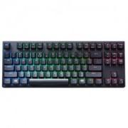 Геймърска механична клавиатура CM Storm MasterKeys Pro S Brown суичове - CM-KEY-MKPS-BROWN