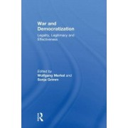 War and Democratization by Sonja Grimm