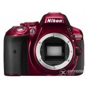 Body Nikon D5300, roșu