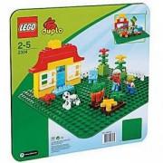 ЛЕГО ДУПЛО - Голяма основна плочка, зелена, LEGO DUPLO, 2304