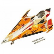 Star Wars : Saesee Tiin Jedi Starfighter Vehicle