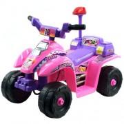 Lil Rider Princess 4 Wheel Mini ATV - Pink/Purple