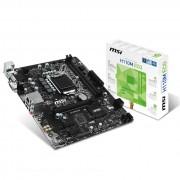 Carte mre Micro ATX H110M ECO - Socket 1151 - SATA 6Gb/s - DDR4 - 1x PCI-Express 3.0 16x